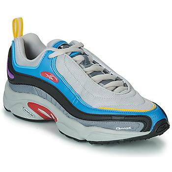 Sapatos Homem Sapatilhas Reebok Classic DAYTONA DMX Cinza / Azul