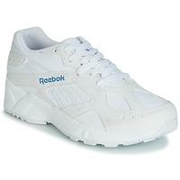 Sapatos Mulher Sapatilhas Reebok Classic AZTREK Branco / Azul
