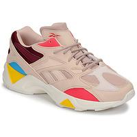 Sapatos Mulher Sapatilhas Reebok Classic AZTREK 96 Cru