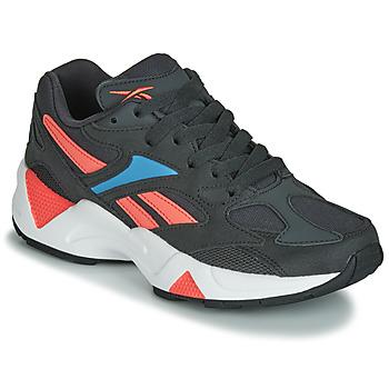 Sapatos Mulher Sapatilhas Reebok Classic AZTREK 96 Preto / Coral