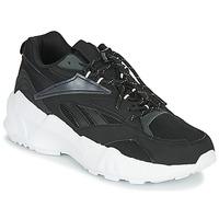 Sapatos Mulher Sapatilhas Reebok Classic AZTREK DOUBLE MIX L Preto