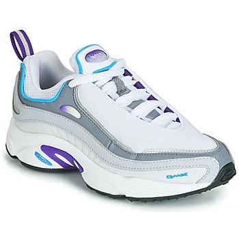 Sapatos Mulher Sapatilhas Reebok Classic DAYTONA DMX Branco / Cinza