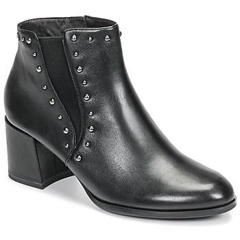 Sapatos Mulher Botins Tamaris LOUZI Preto