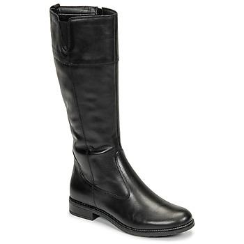 Sapatos Mulher Botas Tamaris CARI Preto