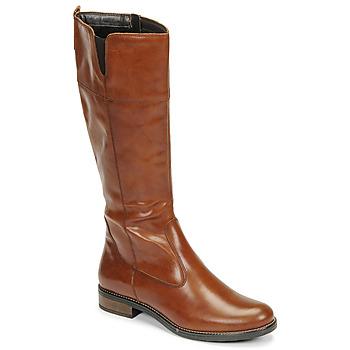 Sapatos Mulher Botas Tamaris CARI Conhaque