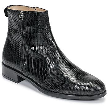 Sapatos Mulher Botas baixas Unisa BRAS Preto