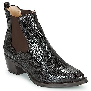 Sapatos Mulher Botins Unisa GREYSON Castanho