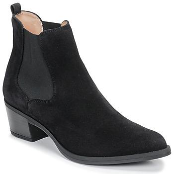 Sapatos Mulher Botins Unisa GREYSON Preto