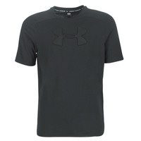 Textil Homem T-Shirt mangas curtas Under Armour UNSTOPPABLE MOVE TEE Preto
