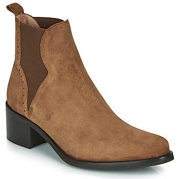 Sapatos Mulher Botins Myma PALMA Conhaque