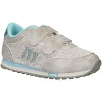 Sapatos Rapariga Multi-desportos MTNG 69119 Plateado