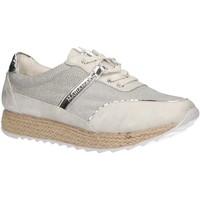 Sapatos Mulher Sapatilhas Maria Mare 66993 Plateado