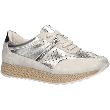 Sapatos Mulher Sapatilhas Maria Mare 66997 Plateado