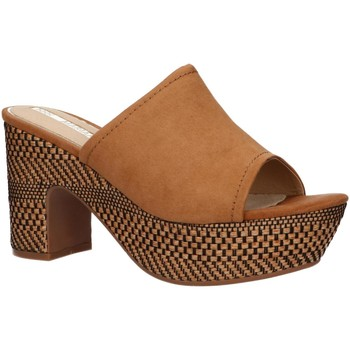 Sapatos Mulher Sandálias Maria Mare 67206 C41276 SUMMER CUERO 39 Marrón