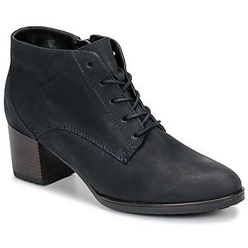 Sapatos Mulher Botins Ara 16915-77 Azul