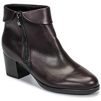 Sapatos Mulher Botins Ara 16913-67 Castanho