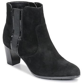 Sapatos Mulher Botins Ara 43413-73 Preto