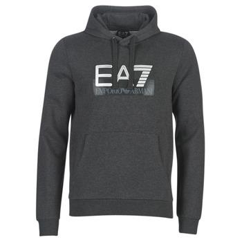Textil Homem Sweats Emporio Armani EA7 6GPM17-PJ07Z-3909 Cinza