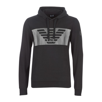 Textil Homem Sweats Emporio Armani EA7 6GPM56-PJ05Z-1202 Preto