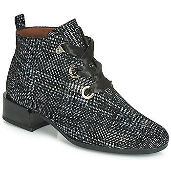 Sapatos Mulher Botas baixas Hispanitas DIANA Preto