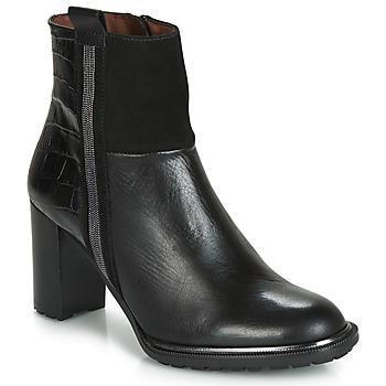 Sapatos Mulher Botins Hispanitas INES Preto