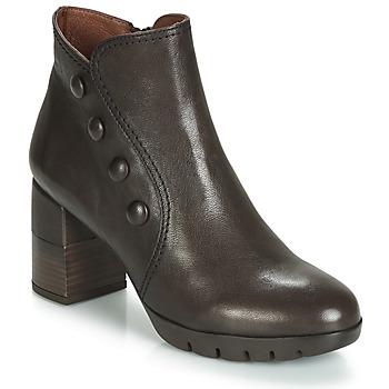 Sapatos Mulher Botins Hispanitas ARIEL Conhaque