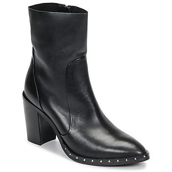Sapatos Mulher Botins Jonak DIBUNA Preto