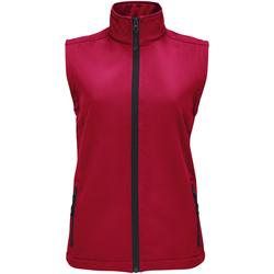 Textil Mulher Casacos de malha Sols RACE BW WOMEN Rojo