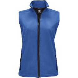 Textil Mulher Casacos de malha Sols RACE BW WOMEN Azul