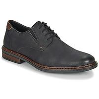 Sapatos Homem Sapatos Rieker 17600-03 Preto
