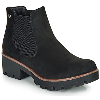 Sapatos Mulher Botins Rieker 99284-02 Preto