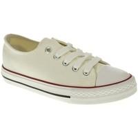 Sapatos Rapaz Sapatilhas Meiva 3001 branco