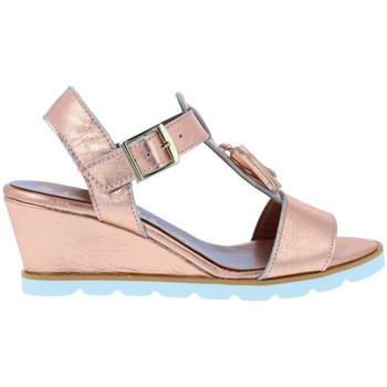 Sapatos Mulher Sandálias Carmela Carmela 66758 Sandalias Casual de Mujer bege