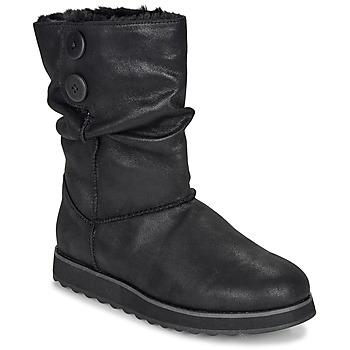 Sapatos Mulher Botas baixas Skechers KEEPSAKES 2.0 Preto