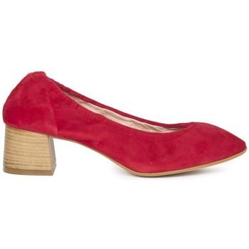 Sapatos Mulher Escarpim By Peppas BY SEVILLA Vermelho