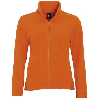 Textil Mulher Casaco polar Sols NORTH POLAR WOMEN Naranja