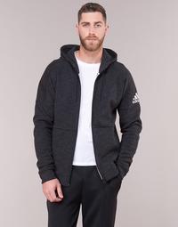 Textil Homem Sweats adidas Performance DU1137 Preto