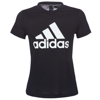 Textil Mulher T-Shirt mangas curtas adidas Performance DY7734 Preto