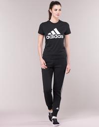 Textil Mulher Calças de treino adidas Performance DP2417 Preto