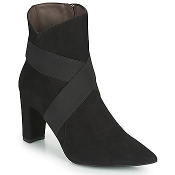 Sapatos Mulher Botins Perlato 11327-CAM-NOIR Preto