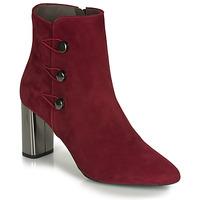 Sapatos Mulher Botins Perlato 11312-CAM-ROUGE Vermelho