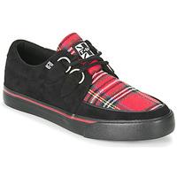 Sapatos Sapatilhas TUK CREEPER SNEAKERS Preto / Xadrez