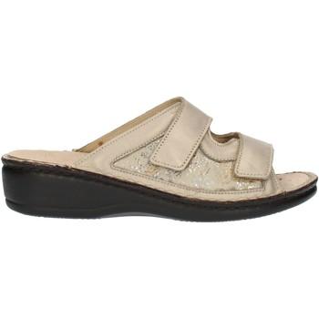 Sapatos Mulher Chinelos Clia Walk Estraibile408 Cinza