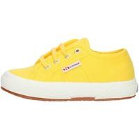 Sapatos Criança Sapatilhas Superga 2750S0003C0 Amarelo