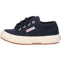 Sapatos Criança Sapatilhas de cano-alto Superga 2750S0003C0 Azul