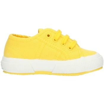 Sapatos Criança Sapatilhas Superga 2750S0005P0 Amarelo