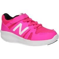 Sapatos Rapariga Multi-desportos New Balance IT570PK ROSA Rosa