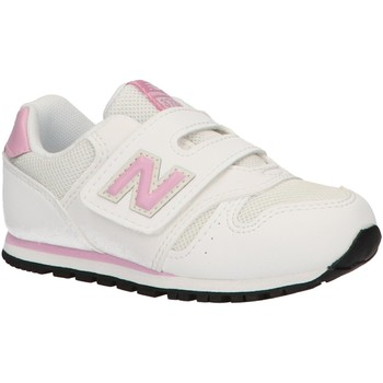 Sapatos Rapariga Multi-desportos New Balance IV373BT Blanco