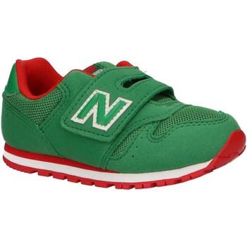 Sapatos Criança Multi-desportos New Balance IV373GR Verde