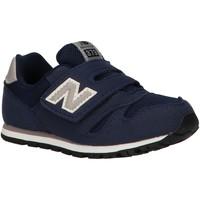 Sapatos Criança Multi-desportos New Balance IV373NV MARINO Azul